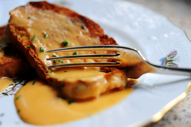 Welsh Rarebit | The Pioneer Woman Cooks | Ree Drummond