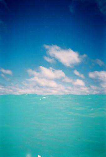 Sky into Sea