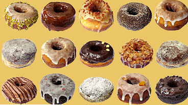 Dynamo Donuts' Donuts