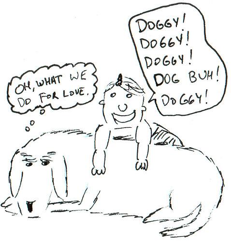 366 Cartoons - 237 - Cece and Steve
