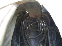 2008-02-02-Stoneleigh-2007-24-11-Living in My Head (russellstreet) Tags: newzealand sculpture auckland nzl manukau aucklandbotanicalgardens terrystringer sculpturesinthegarden2007 stoneleighsculpturesinthegarden2007 livinginmyhead