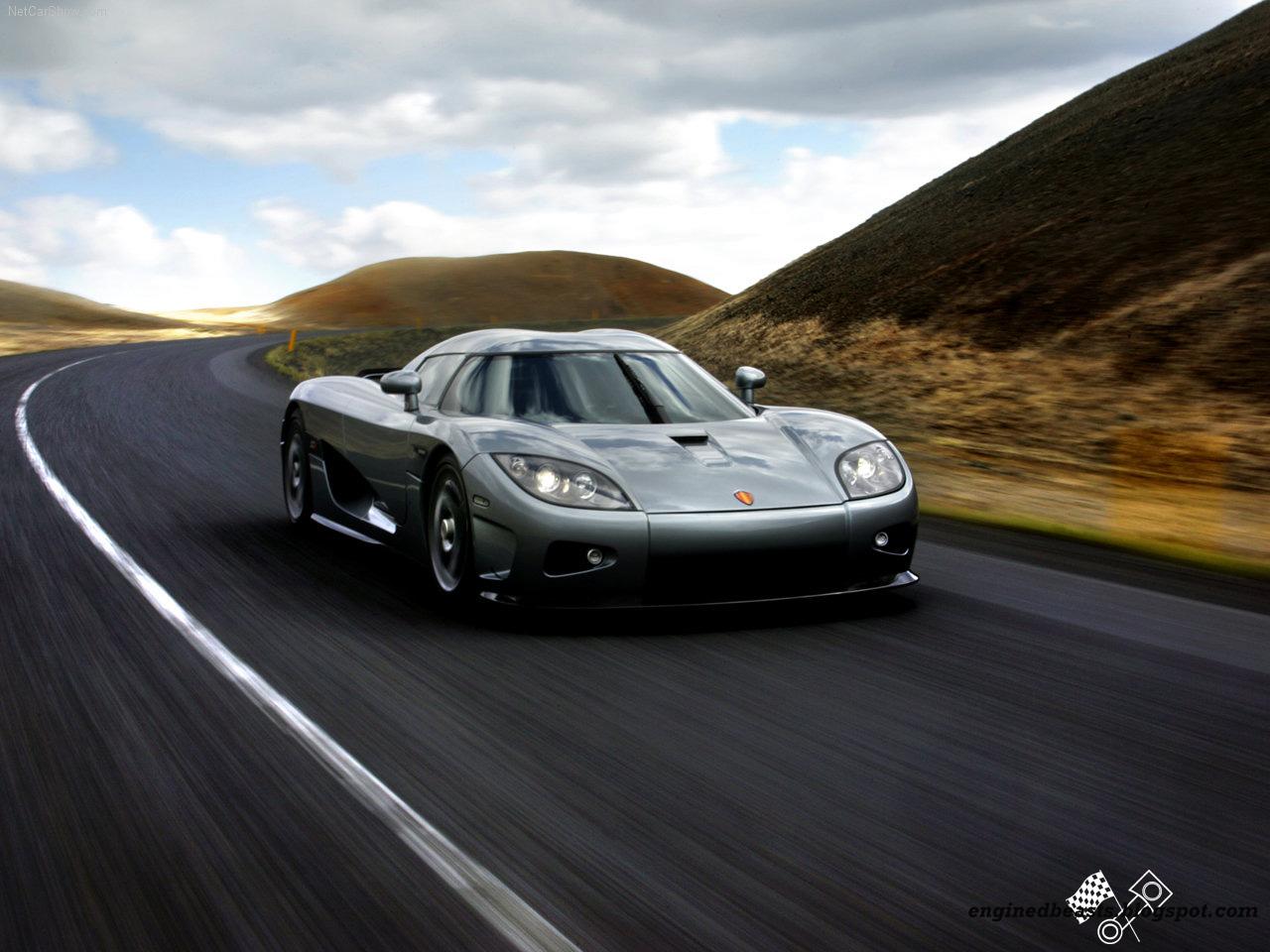 Koenigsegg CCX 01