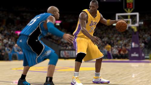 NBA 2K10 Kobe