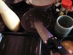 The Knife technique