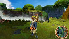 Jak and Daxter The Lost Frontier 3