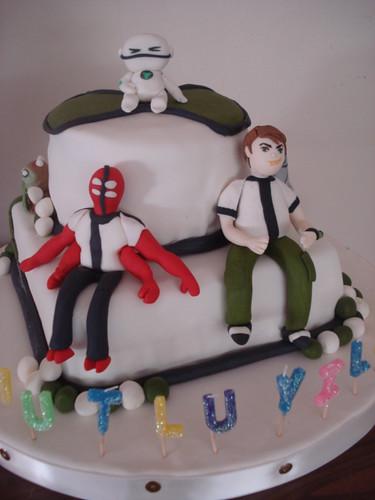 Bora'nın 8.yaş pastası