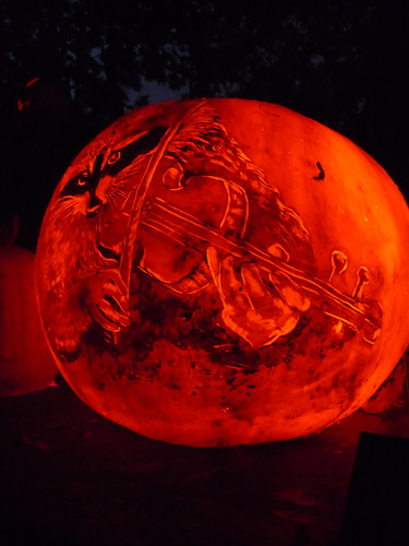 Roger Williams Zoo Jack-O-Lantern Spectacular
