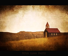 Churchill (Ptur Gunn Photograpphy) Tags: old mountain texture church grass yellow photo iceland europe god sony hill pray great ps fate churchill alfa layer layers gras mm 300 700 75 viking 75300 sland petur gunn edda kirkja ptur gu gunnarsson tr a700 cristianity abigfave brekka platinumphoto evrpa beleve snorra heii lg