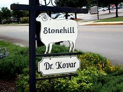 Stonehill Signage
