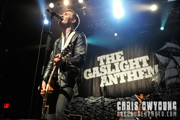 The Gaslight Anthem - Terminal 5, NYC