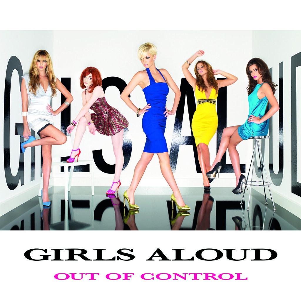 BODYAMR GIRLS ALOUD ALBUM COVER