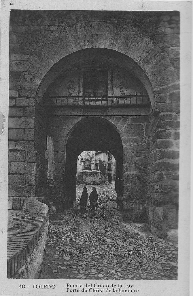 Puerta de Valmardón de Toledo.