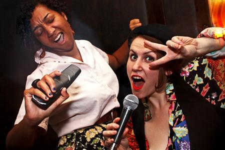 Monster Ronson's Itchiban Karaoke
