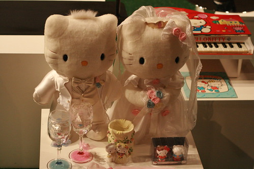 Wedding HK - Hello Kitty Three Apples Party