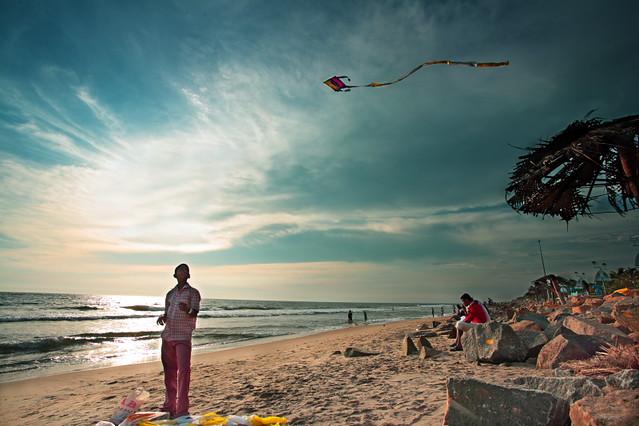the kite seller...