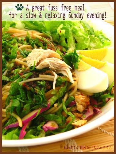 Noods Salad