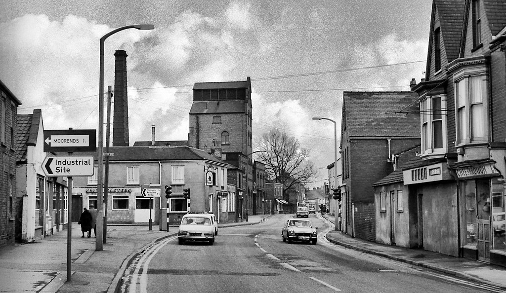Thorne Doncaster South Yorkshire 1975