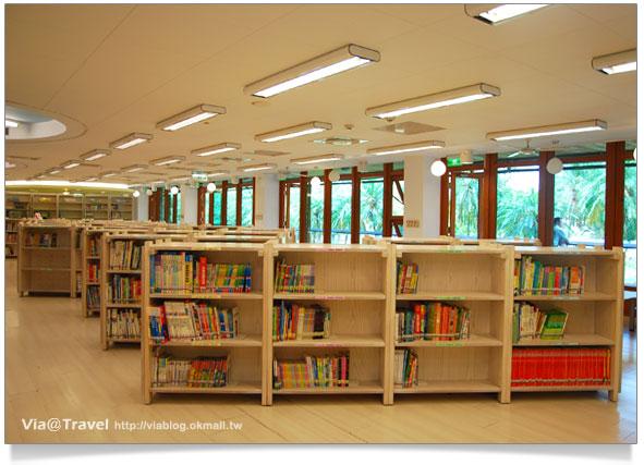 【北投一日遊】北投圖書館~綠色概念美學的圖書館19