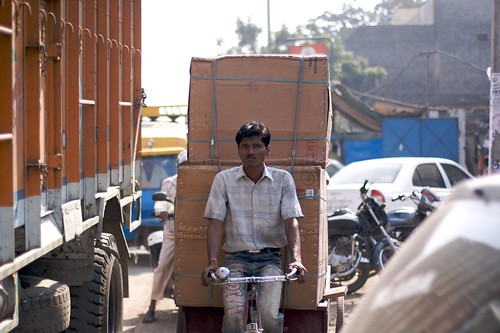 Mobile Social Worlwide: India Truckstop