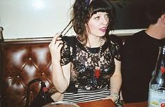 robot (Adele M. Reed) Tags: 35mm hair robot birmingham kodak lace sequins loz twizzle nikonl35