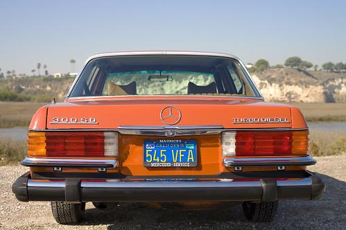 1979 Mercedes Benz 300SD Turbo Diesel