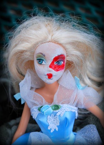 Altered Barbie
