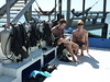 Our first open water dive - Al and…