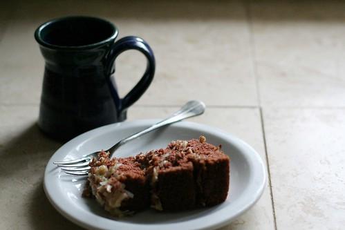 german chocolate breakfast