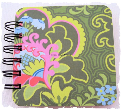 Amy Butler Belle Post It Holder