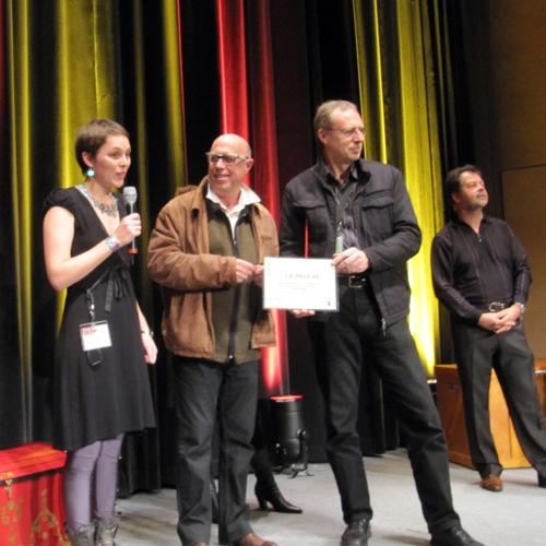 Prix La Relève - Tours 2009
