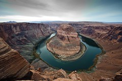 horseshoe canyon, arizona