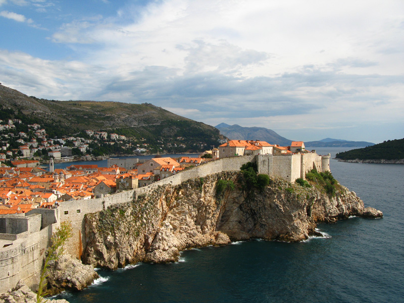 大-UNESCO~Dubrovnik古城