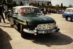 1964 Tatra T2-603 (Skitmeister) Tags: classic netherlands meeting praga register jawa czechoslovakia skoda tatra skitmeister de9666