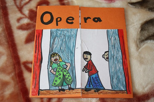 opera lapbook cover