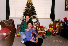 Christmas 1996 (funny strange or funny ha ha) Tags: christmas oklahoma jones farm 1996 presents ok hooker 73945