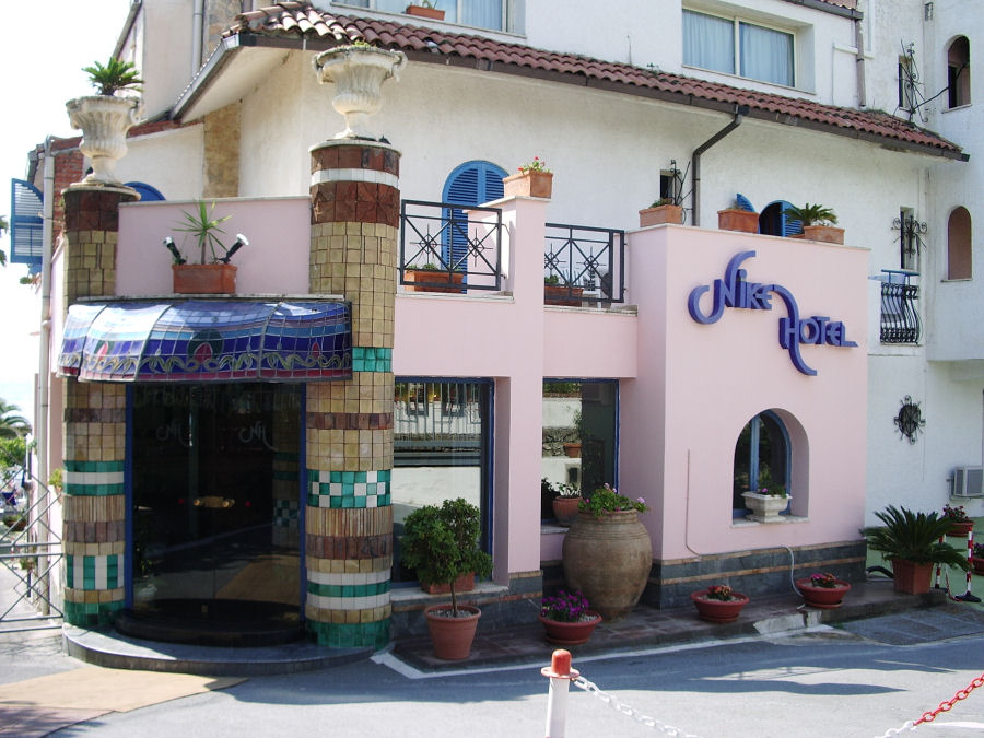 Hotels Giardini Naxos  Sterne