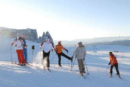 Seiser Alm/Alpe di Siusi