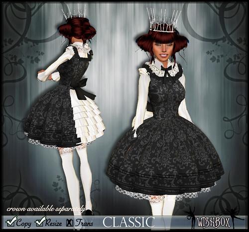 """""""Classic"""" - Black"""