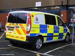 (536) GMP - Mercedes Vito - ARV - MX59 HYG (Call the Cops 999) Tags: manchester mercedes police vehicle greater gmp response armed vito arv ukpolice mercedespolice vitopolice
