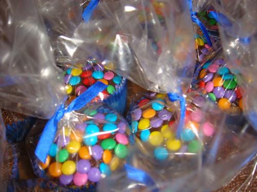 Cupcakes para meu priminho