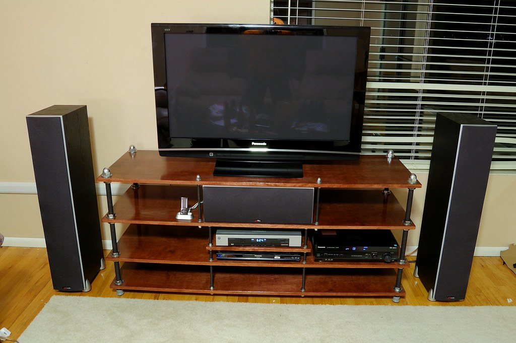 home design tv stand instructions