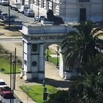 Valparaíso: Arco Británico, Avenida Brasil