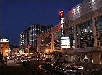 Abe Pollin put $220 million of his own money into building Verizon Center