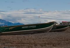 20090804-IMG_2710 (schwarzepiratin) Tags: canada boot ships schiffe kanada fahrzeuge motorboot pondinlet nordkanada