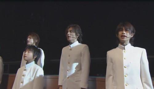 [DVD] Playzone 2009 ~Taiyou Kara no Tegami~ - Disc 1[(171323)08-39-31]