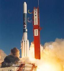 Cohete Delta-II