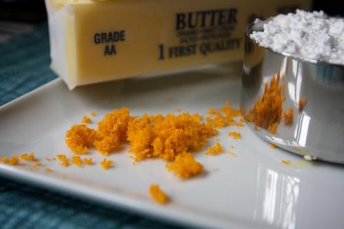 orange zest!