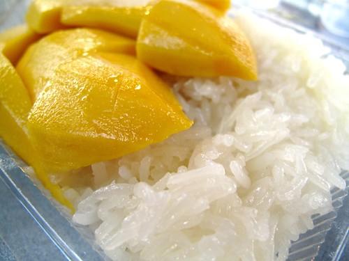 IMG_5797 芒果糯米饭, Mango Sticky Rice