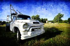 Rocky (tin woody) Tags: texture truck overlay gmc