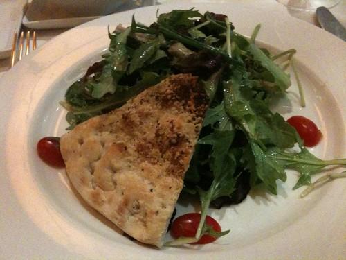 Salute-Mixed Green Salad